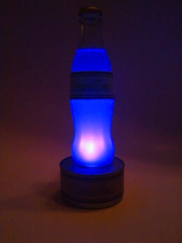 Prepare For The Post Nuclear World With An Led Soda Lamp Instructables How To The Creators
